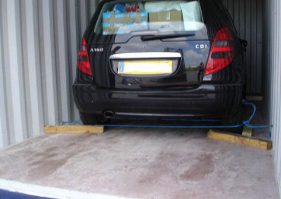 Car customs clearance